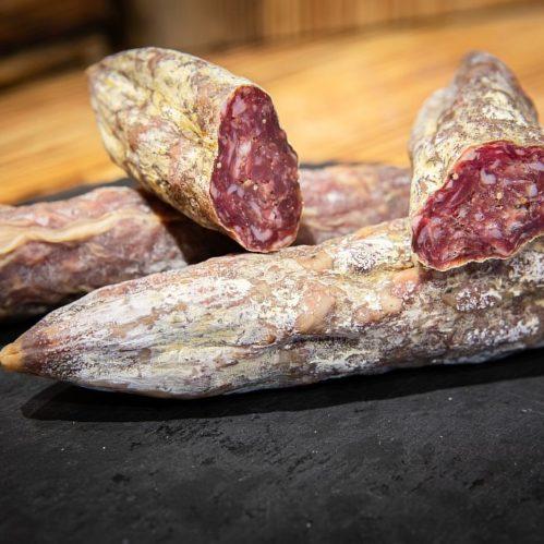 Колбаса Милано сыро-копченая