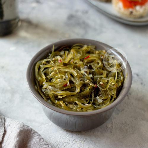 Салат чука без консервантов и красителя (200 грамм)